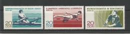 A00867)DDR 1372 - 1374** - [6] République Démocratique