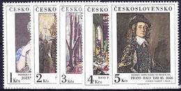 ** Tchécoslovaquie 1985 Mi 2841-5 (Yv 2655-9), (MNH) - Tchécoslovaquie