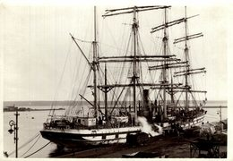 ANTONIN A BREST      +- 17* 13 CM BARCO BOAT Voilier - Velero Sailboat - Barche