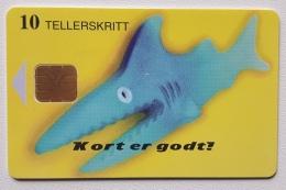 P 23 , Promotion Card , Kort Er Godt , Print Rate 1000 , Unused - Norway