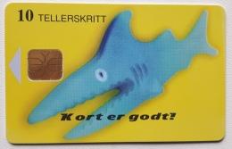 P 26 , Promotion Card, Kort Er Godt 2 , Print Rate 1500 , Unused - Norway