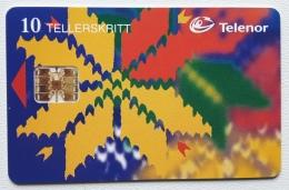 P 11 , Promotion Card Worl Cup Skiing 1997  , Print Rate 13000 , Unused - Norway