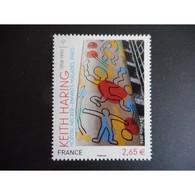 Timbre N° 4901 Neuf ** - Keith Haring - Enfants Malades - Frankrijk