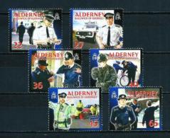 Alderney  Nº Yvert  219/24  En Nuevo - Alderney