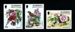 Alderney  Nº Yvert  100/2  En Nuevo - Alderney