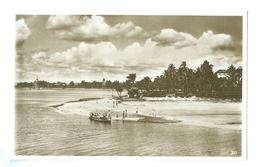 Vintage, Tanzania, River View, Woermann-Linie, Deutsche Ost Afrika Linie RP , Unused. - Tanzania