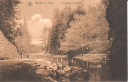 Rochefort - Grotte De Han - La Lesse à La Sortie - Rochefort