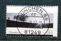 GERMANY Mi. Nr. 2920 Trauermarke - Used - BRD