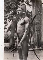 DAHOMEY (BENIN) CHASSEUR SOMBA (THEME CHASSE) - Dahomey