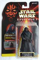 STAR WARS 1995 BLISTER US EPISODE I DARTH MAUL  Tatooine - Episodio I