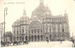 Antwerpen - Anvers - La Gare Centrale - Antwerpen