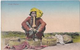INDE BRITANNIQUE :  Charmeur De Serpents - Inde