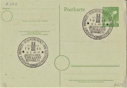 Germany - Sonderstempel / Special Cancellation (S269) - Esperanto