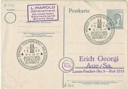 Germany - Sonderstempel / Special Cancellation (S270) - Esperanto