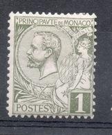1891  MONACO 1+2 C. - Monaco