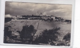 JERUSALEM. MOUNT ZION. CIRCA 1910's- BLEUP - Israël