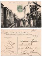1070, Nièvre Mesves Sur LoireContaut Edit, Un Train En Gare - Frankreich