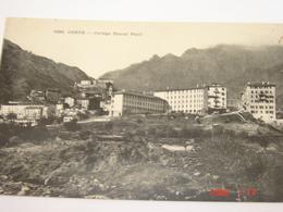 C.P.A.- Corté (20-2B) - Collège Pascal Paoli - 1920 - SUP (AL 56) - Corte