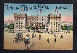 Tunisie / Tunis / Tunisia Palace Hôtel De Tout 1er Ordre - Tunesien