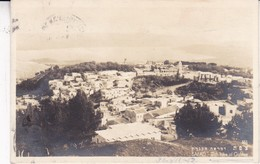 SARFAD WITH LAKE OF GALILEE. PHALPHOT. CIRCULEE TO ARGENTINE. CIRCA 1950's. ISRAEL - BLEUP - Israël