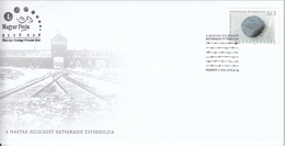 Hungary 2004 - The 60th Anniversary Of The Hungarian Holocaust, Barbwire - FDC 16.4.2004 - FDC