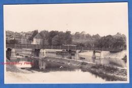 Carte Photo - BESANCON - Occupation - Travaux Sur Le Pont Par Le Génie Allemand - 1940 1944 WW2 - Besancon