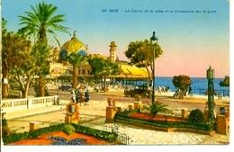 Postal Nice. Le Casino De La Jetre. Ref. 7-fra257 - Francia