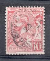1891  MONACO  10  C. - Monaco