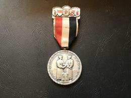 Medaille SUISSE Schutzenfest Beider BASEL 1958 - Prattelin. XIII. Kant. Kl. Kal - Professionnels / De Société