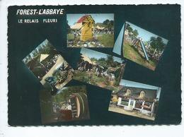 CPSM Grand Format - 10 - Souvenir De Forest L'Abbaye -(Somme) - France