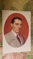 Jean Frédéric Joliot-Curie - Old USSR Postcard 1957 - Nobel Prize - Prix Nobel