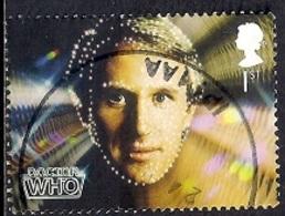 Great Britain 2013 - Classic TV - The 50th Anniversary Of Doctor Who - Gebruikt