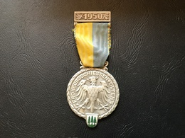 Medaille SUISSE - FROHBURGSCHIESSEN OLTEN 1950 - Professionals / Firms