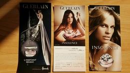 3cartes - Perfume Cards