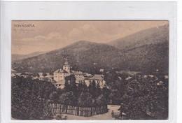 NOVABANA. TRADE JKO MARK. CIRCULEE . CIRCA 1925 SLOVAKIA- BLEUP - Slowakije
