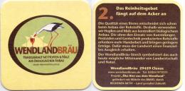 #D216-167 Viltje Wendlandbräu - Sous-bocks