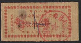 КИТАЙ  COUPON PRODUCTS-25 - Chine