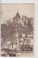 KOSCE. THEATER IM WINTER. STANGLER. CIRCA 1900's. SLOVAKIA- BLEUP - Slowakije