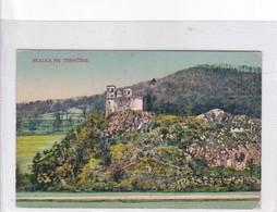 SKALKA PRI TRENCINE. KRIVANSKE KNIHKUPECTO S S R O. CIRCA 1920's. SLOVAKIA- BLEUP - Slowakije