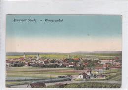 RIMAYSKA SCBOTA-RIMASZMBAT. TARO. KLEN GEZA KIADASA. CIRCA 1930's. SLOVAKIA- BLEUP - Slovacchia
