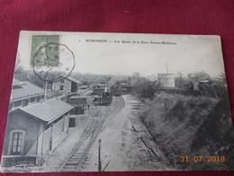 CPA - Robinson - Les Quais De La Gare Sceaux-Robinson - France