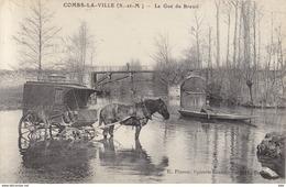 77 . Seine Et Marne .  Combs La Ville . Le Gué Du Breuil . - Combs La Ville