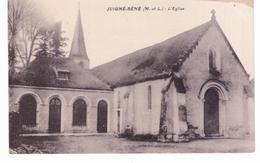 Juigné Béné - L ' église - Frankreich