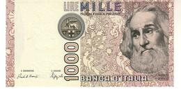 Italy P.109a 1000 Lire 1982 Unc - [ 2] 1946-… : Républic