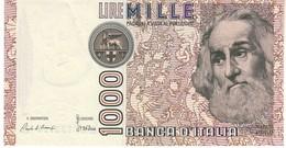 Italy P.109b 1000 Lire 1982 Unc - [ 2] 1946-… : Républic
