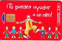 MEXICO - Foundacion Infantil Roland McDonald I.A.P., Used - Mexico