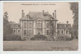 BEAUQUESNE - SOMME - LE VALVION - COTE EST - Beauquesne