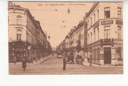 Belgique - Ixelles - Bruxelles - Rue Lesbroussart - Ixelles - Elsene