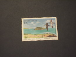 ST. LUCIA 1985 UCCELLI 3 D. NUOVO(++) - St.Lucia (1979-...)