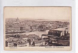 KOBENHAVN. PANORAMA OVER KOBENHAVN. BUDTZ MULLER & CO'S. CIRCA 1910's. DENMARK- BLEUP - Denemarken
